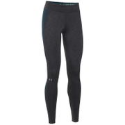 Under Armour Women's ColdGear Armour Leggings - Stealth Grey