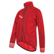 Santini Pioggia Dura Jacket - Red