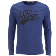 Tommy Hilfiger Men's Organic Cotton T-Shirt - Blueprint