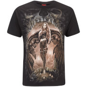 Spiral Men's Dark Angel T-Shirt - Black