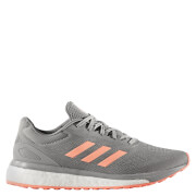 adidas Women's Response LT Running Shoes - Core Solid Grey/Sun Glove
