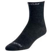 Pearl Izumi Elite Wool Socks - Black