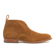 Grenson Men's Marcus Suede Desert Boots - Snuff