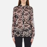 Sportmax Code Women's Zenit Printed Shirt - Pink