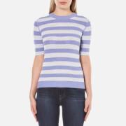 Sportmax Code Women's Marca Knitted Jumper - White