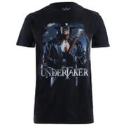 WWE Undertaker Scythe Heren T-Shirt - Zwart