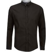 Camisa manga larga Brave Soul Tudor - Hombre - Negro