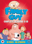 Family Guy - Seasons 11-15