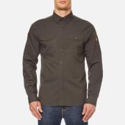 Fjallraven Men's Ovik Lite Long Sleeve Shirt - Mountain Grey