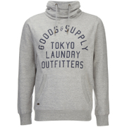 Sudadera capucha Tokyo Laundry Franklin Valley - Hombre - Gris claro