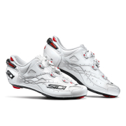 Sidi Shot Carbon Cycling Shoes - White