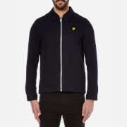 Lyle & Scott Men's Collared Jacket - Navy Jacket