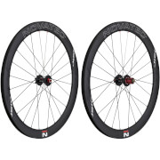 Novatec R5 Carbon Clincher Disc Wide Wheelset - Shimano