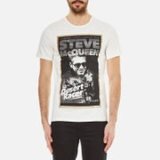 Barbour X Steve McQueen Men's Desert T-Shirt - Neutral