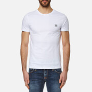 BOSS Orange Men's Tommi Crew Neck T-Shirt - White
