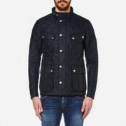 Barbour International Men's Ariel Quilt Jacket - Navy
