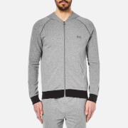 BOSS Hugo Boss Men's Zipped Hoody - Grey