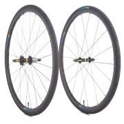 Mavic Ksyrium Pro Carbon SL Tubular Haute Route Wheelset 2017