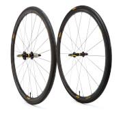 Mavic Ksyrium Pro Carbon SL Tubular Wheelset 2017