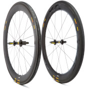 Mavic CXR Ultimate 60 Tubular Wheelset 2017