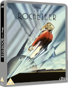 Rocketeer - Steelbook Ed. Lenticular Exclusivo de Zavvi (Edición UK)