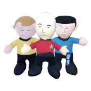 Mystery Star Trek Plush