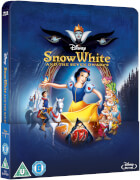 Blanche-Neige et les sept nains - Steelbook Lenticulaire Exclusivité Zavvi Édition UK - (The Disney Collection #1)