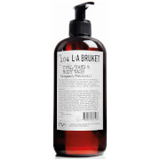 L:A BRUKET No. 104 Hand & Body Wash 450ml - Bergamot/Patchouli