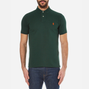 Polo Ralph Lauren Men's Custom Fit Polo Shirt - Northwest Pine