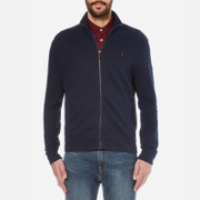 Polo Ralph Lauren Men's Rib Cotton Jacket - Cruise Navy