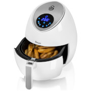 Swan SD90020N 3.2L Digital Air Fryer - Black