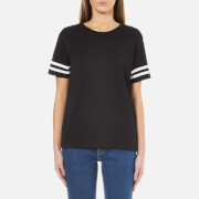 Levi's Women's Athletic T-Shirt - Caviar