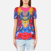 Versace Jeans Women's Printed T-Shirt - Geranio