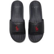 Polo Ralph Lauren Men's Rodwell Slide Sandals - Black