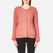 Gestuz Women's Maybell Cardigan - Canyon Rose