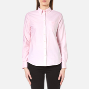 GANT Women's Perfect Oxford Shirt - Light Pink