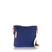 Radley Women's Pocket Essentials Small Zip Top Cross Body Bag - Navy