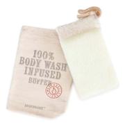 Spongelle Spongology Body Wash Infused Anti-Cellulite Glove - Lavender & Eucalyptus