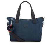 Kipling Women's Amiel Medium Handbag - Dazzling True Blue