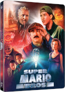 Super Mario Bros - Zavvi Exklusive Limitierte Steelbook Edition