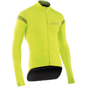 Northwave Extreme H2O Light Long Sleeve Jacket - Fluo Yellow