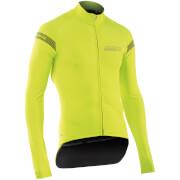 Northwave Extreme H2O Light Long Sleeve Jacket - Fluo Yellow