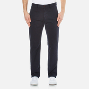 GANT Men's Regular Comfort Chinos - Navy