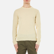 YMC Men's Skate or Die Knitted Jumper - Cream