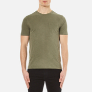 YMC Men's Wild Ones Pocket T-Shirt - Olive