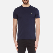Lacoste Men's Basic Crew Neck T-Shirt - Navy