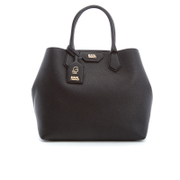Karl Lagerfeld Women's K/Grainy Shopper Bag - Black