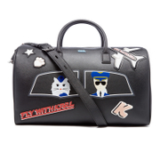 Karl Lagerfeld Women's K/Jet Weekender Bag - Black