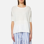Paisie Women's Knitted Top - White