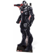 Marvel Captain America: Civil War War Machine Kartonnen Figuur